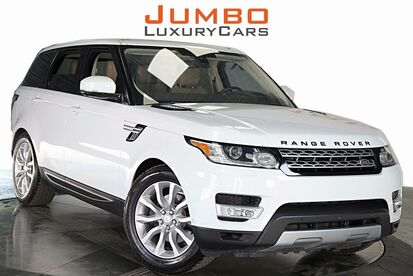 2016_Land Rover_Range Rover Sport_HSE_ Hollywood FL