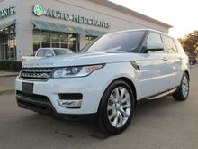 2016_Land Rover_Range Rover Sport_HSE PANO SUNROOF, FRONT/REAR HEATED SEATS, BACKUP CAMERA, POWER LIFTGATE,_ Plano TX