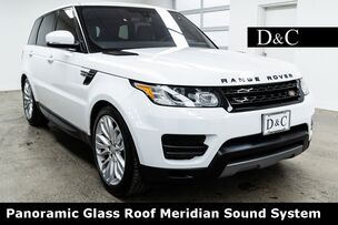 2016 Land Rover Range Rover Sport HSE Panoramic Glass Roof Meridian Sound System