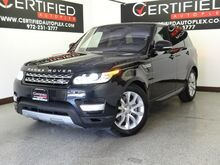 2016_Land Rover_Range Rover Sport_HSE SUPERCHARGED 4WD NAVIGATION PANORAMIC ROOF AUTO PARKING AID LEATHER_ Carrollton TX