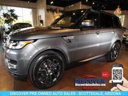 2016_Land Rover_Range Rover Sport HSE_Supercharged_ Scottsdale AZ