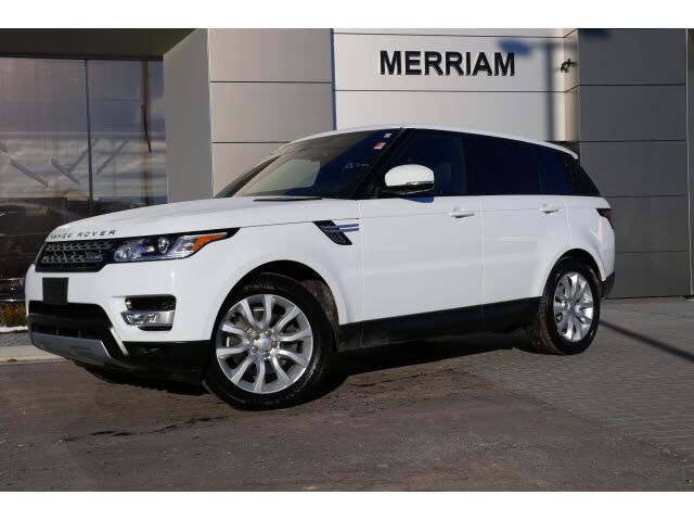 2016 Land Rover Range Rover Sport HSE Td6 Merriam KS