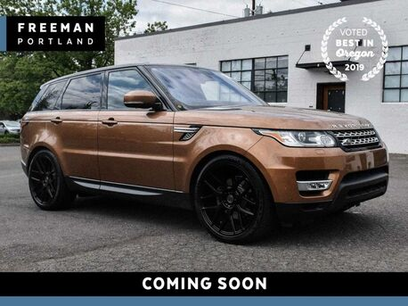 2016_Land Rover_Range Rover Sport Pano Climate S_V6 HSE 4WD_ Portland OR