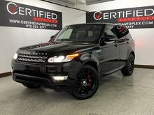 2016_Land Rover_Range Rover Sport_RANGE ROVER SPORT SUPERCHARGED 4WD 5.0L V8 NAVIGATION PANORAMIC ROOF REAR C_ Carrollton TX