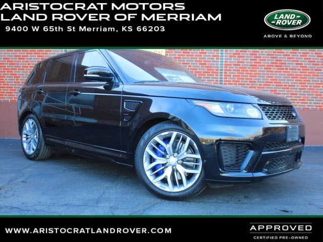 2016 Land Rover Range Rover Sport SVR Merriam KS