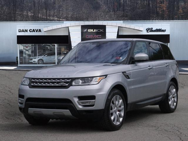 2016 Land Rover Range Rover Sport Supercharged Clarksburg WV