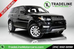 2016_Land Rover_Range Rover Sport_V6 Diesel HSE_ CARROLLTON TX