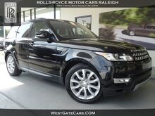 2016_Land Rover_Range Rover Sport_V6 Diesel HSE_ Raleigh NC