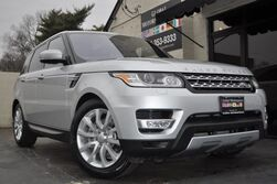 Land Rover Range Rover Sport V6 Diesel Td6 HSE/Front Climate Comfort & Visibility Pack w/ Heated & Ventilated Front Seats, Heated Rear Seats & Heated Steering Wheel/Blind Spot Assist/Meridian Audio/Panoramic Roof 2016