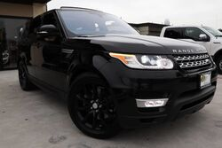 Land Rover Range Rover Sport V6 HSE 1 OWNER, CLEAN CARFAX, SHOWROOM CONDITION!!! 2016