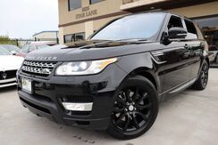 2016_Land Rover_Range Rover Sport_V6 HSE 1 OWNER, CLEAN CARFAX, SHOWROOM CONDITION!!!_ Houston TX