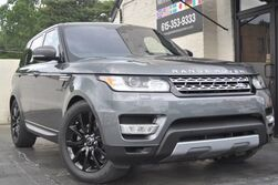 Land Rover Range Rover Sport V6 HSE/4WD/Front Climate Comfort & Visibility Pack w/ Heated & Ventilated Front Seats, Heated Rear Seats & Heated Steering Wheel/Blind Spot Assist/Meridian Audio/Panoramic Roof 2016