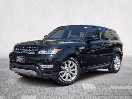 2016 Land Rover Range Rover Sport V6 HSE San Antonio TX