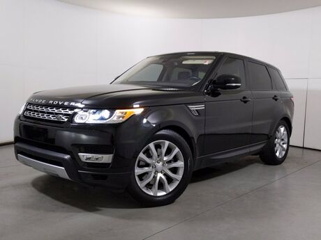 2016 Land Rover Range Rover Sport V6 HSE Cary NC