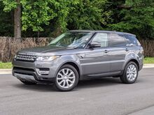 2016_Land Rover_Range Rover Sport_V6 HSE_ Cary NC