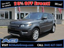 Land Rover Range Rover Sport V6 HSE East Windsor CT