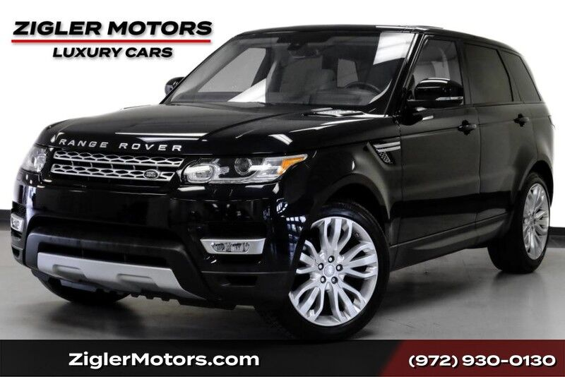 2016 Land Rover Range Rover Sport V6 HSE One Owner Pano Roof Addison TX