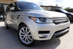 2016_Land Rover_Range Rover Sport_V6 HSE PANO ROOF, 1 OWNER, TEXAS BORN_ Houston TX