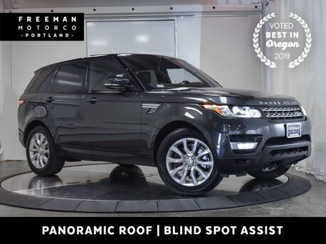 2016_Land Rover_Range Rover Sport_V6 HSE Pano Head-Up Display Climate Seats 20k Miles_ Portland OR