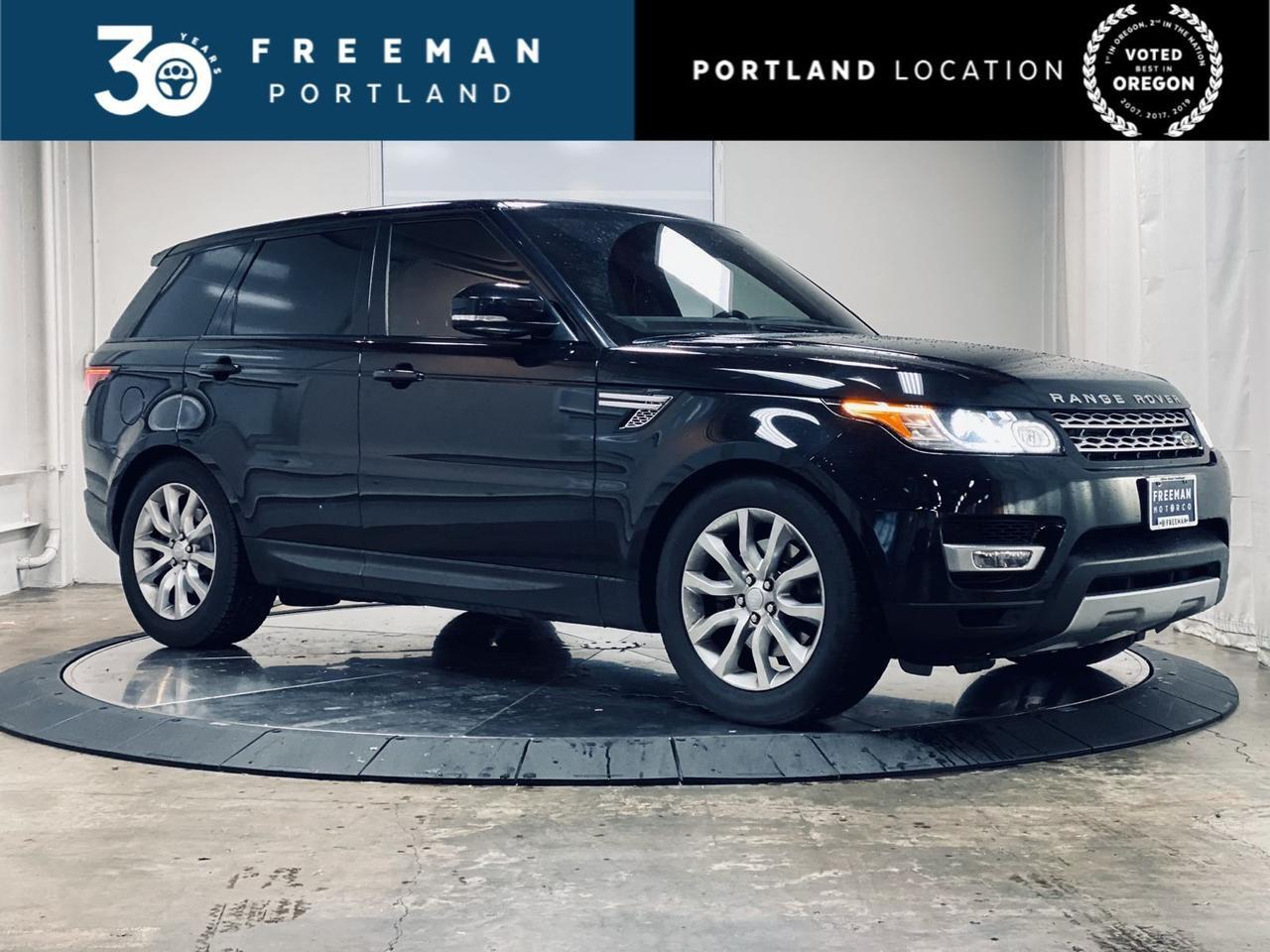 2016 Land Rover Range Rover Sport V6 HSE Pano Roof Heated Seats Portland OR