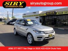 2016_Land Rover_Range Rover Sport_V6 HSE_ San Diego CA