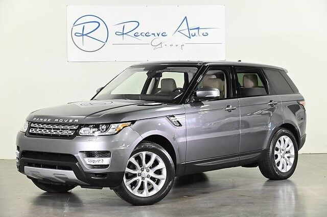 2016 Land Rover Range Rover Sport V6 HSE The Colony TX