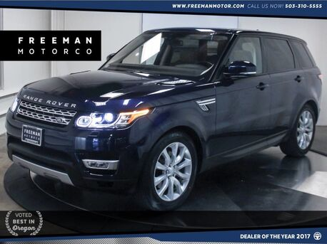 2016_Land Rover_Range Rover Sport_V6 HSE Ventilated Seats Blind Spot Monitor_ Portland OR