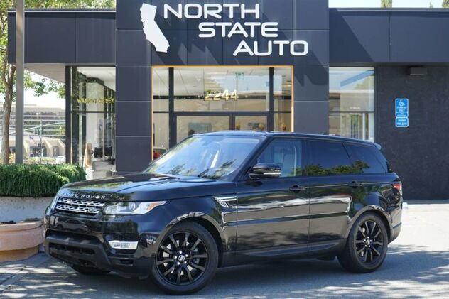 2016_Land Rover_Range Rover Sport_V6 HSE_ Walnut Creek CA