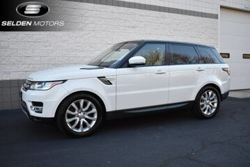 2016_Land Rover_Range Rover Sport_V6 HSE_ Willow Grove PA