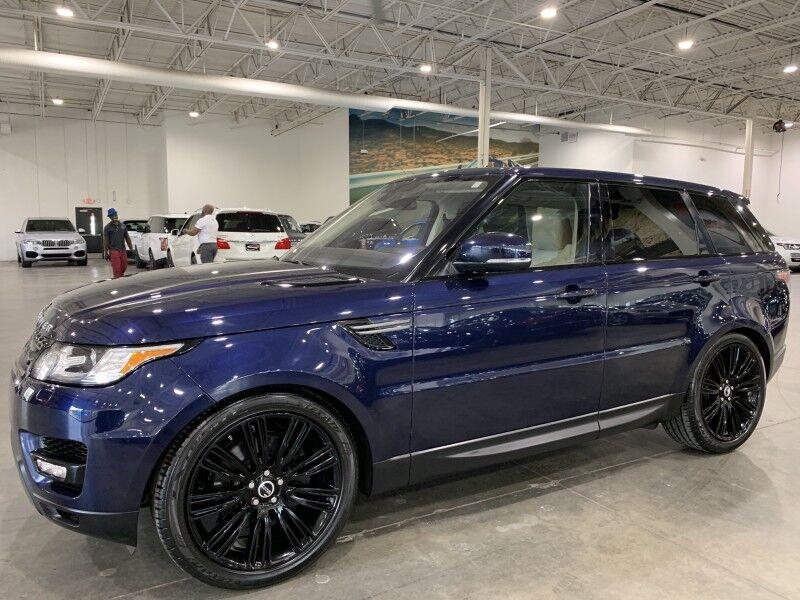 2016_Land Rover_Range Rover Sport_V6 SE 75K MSRP_ Charlotte NC