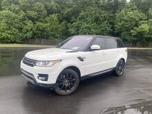 2016_Land Rover_Range Rover Sport_V6 SE_ Cary NC