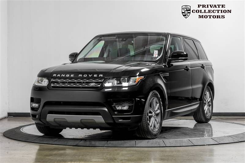 2016_Land Rover_Range Rover Sport_V6 SE Climate & Comfort Package_ Costa Mesa CA