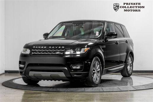 2016 Land Rover Range Rover Sport V6 SE Costa Mesa CA