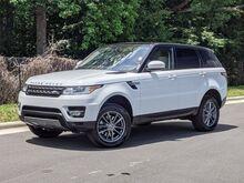 2016_Land Rover_Range Rover Sport_V6 SE_ Raleigh NC