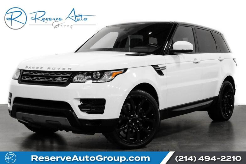 2016 Land Rover Range Rover Sport V6 SE The Colony TX