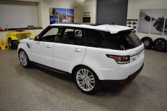 2016 Land Rover Range Rover Sport V8 Boston MA
