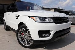 2016_Land Rover_Range Rover Sport_V8 Dynamic 1 OWNER SUPERCHARGED LOADED!!!_ Houston TX
