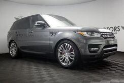 2016_Land Rover_Range Rover Sport_V8 Pano Roof,Blind Spot,Nav,Camera,Meridian Sound_ Houston TX