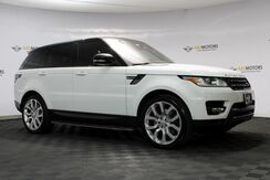2016_Land Rover_Range Rover Sport_V8 Pano,Nav,RearView Cam,Heads Up Diplay_ Houston TX