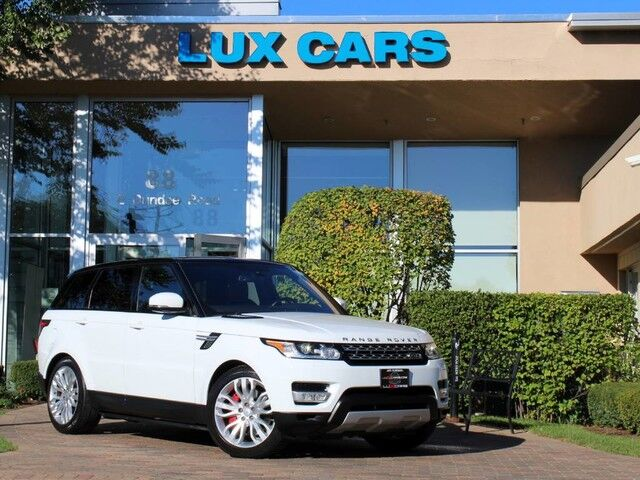 2016 Land Rover Range Sport V8 Supercharged Nav 4wd Msrp 95 703 Buffalo Grove Il