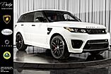 2016 Land Rover Range Rover Sport V8 SVR North Miami Beach FL