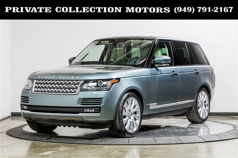 2016_Land Rover_Range Rover_Supercharged $104,790 MSRP_ Costa Mesa CA