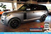 2016 Land Rover Range Rover Supercharged 5.0L V8
