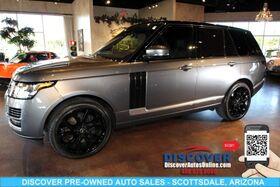 2016_Land Rover_Range Rover_Supercharged 5.0L V8_ Scottsdale AZ