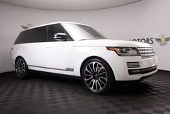 2016_Land Rover_Range Rover_Supercharged A/C Seats,HUD,Blind Spot,360 Camera_ Houston TX
