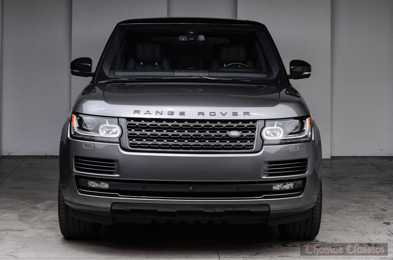 2016 Land Rover Range Rover Supercharged BLACK DESIGN PACK 1 OF 400 Akron OH