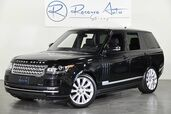 2016 Land Rover Range Rover Supercharged Blind Spot Deployable Boards