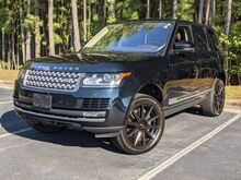 2016_Land Rover_Range Rover_Supercharged_ Cary NC