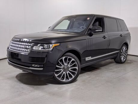 2016 Land Rover Range Rover Supercharged Cary NC