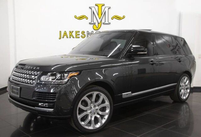 2016 Land Rover Range Rover Supercharged LWB ($118K MSRP)~ LONG WHEEL BASE San Diego CA
